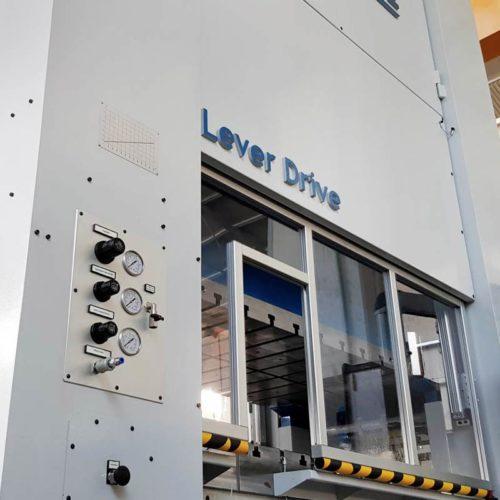 Pressa Lever Drive da 2500 kN